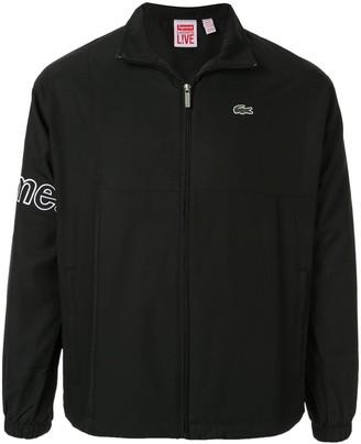 Supreme x Lacoste track jacket