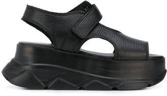 Joshua Sanders Spice wedge sandal