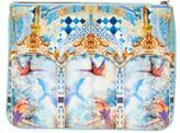 Camilla Lover'S Dream Small Canvas Clutch