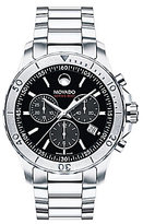 Movado Series 800 Performance Steel Chronograph Watch