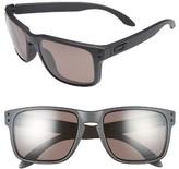 Oakley Men's Holbrook 57Mm Polarized Sunglasses - Grey