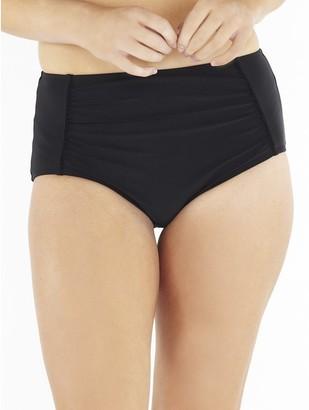 M&Co Beachcomber high waist trim brief