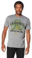 Guinness Men's Big & Tall T-Shirt Heather Grey