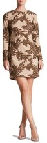 Dress the Population Women's 'Naomi' Sequin Lace Minidress