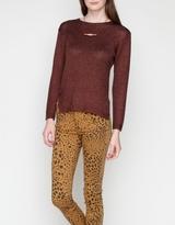 Something Else Copper Sweater