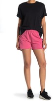 Love Moschino Side Logo Zip French Terry Shorts