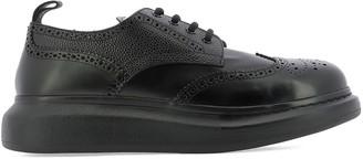 Alexander McQueen Oversized Derby Shoes
