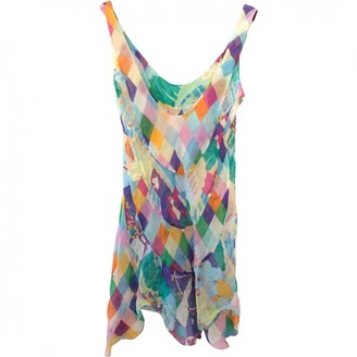 Tsumori Chisato Multicolour Silk Top for Women