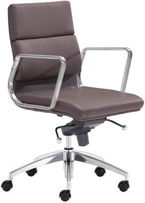 ZUO Engineer Low Back Office Chair