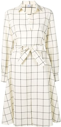 Paul Smith tie waist dress