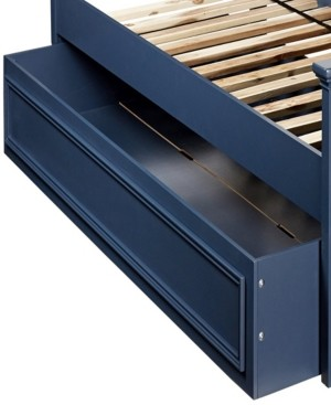 """My Home Bailey 75"""" Twin Trundle Unit"""