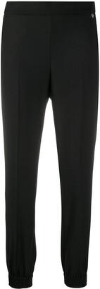 Twin-Set Straight-Leg Wool Trousers