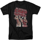 Rocky MGM Movie Eat Lightning Distressed Adult T-Shirt Tee