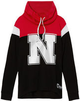 Victoria's Secret Victorias Secret University Of Nebraska Cowl Pullover
