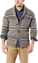 Dockers Yosemite Cardigan, Medium Grey Heather