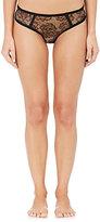 Fleur Du Mal Women's Rose Lace Hipster Thong