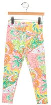 Polo Ralph Lauren Girls' Paisley Print Leggings