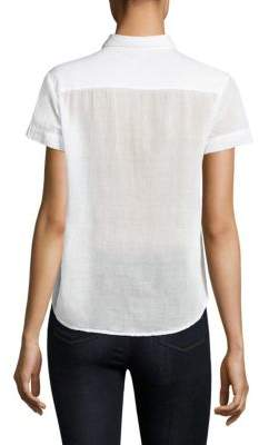 Stateside Cropped Shirt