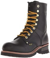 AdTec Men's 9-Inch Logger Boot