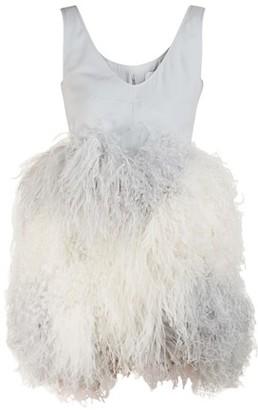 Patou Feather dress
