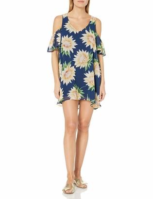 Show Me Your Mumu Women's Birdie Ruffle Dress