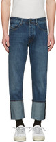 Diesel Black Gold Blue Type-275 Jeans
