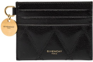Givenchy Quilted Charm Cardholder