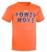 Under Armour Boys' Power Move Tee - Little Kid