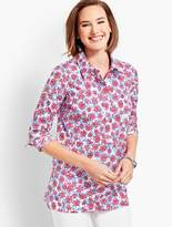 Talbots The Perfect Tunic - Ditsy Floral
