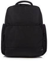 Jeff Banks Black Laptop And Tablet Backpack