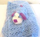 Lullaby Gift Shop Baby Gift Blanket Handmade in USA