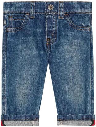 Gucci Newborn Jeans