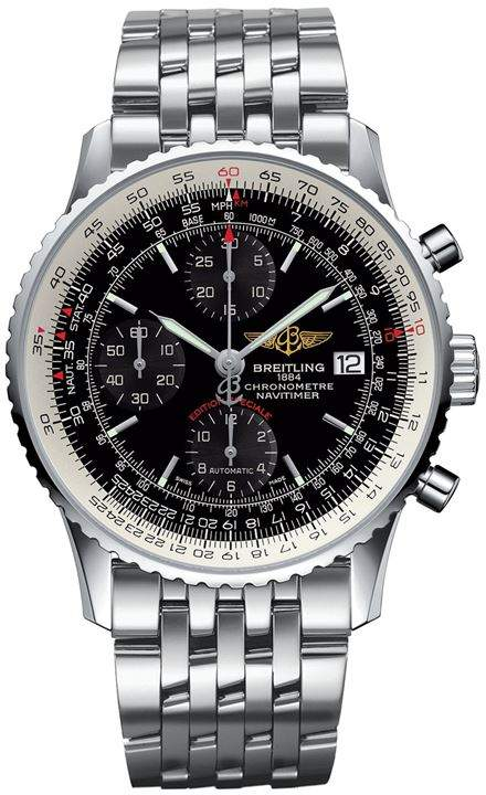 Breitling Navitimer Heritage Automatic Chronograph Watch 42mm
