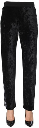 Moschino Logo Band Track Trousers