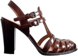 Church's Brown Leather Sandals