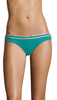 Sofia by Vix Solid Heaven Cutted Buzios Bikini Bottom