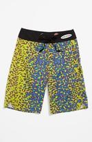 Volcom 'Leopardo' Board Shorts (Big Boys)