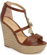 MICHAEL Michael Kors Suki Platform Wedge Sandal (Women)