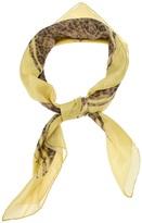 Golden Goose Deluxe Brand silk scarf