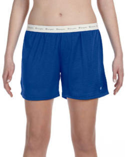 Champion Ladies' Active Mesh Shorts(3393~B03338537)ATHLETIC ROYAL - 2XL