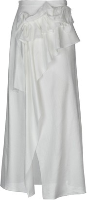 DELPOZO Long skirts - Item 35388152CV