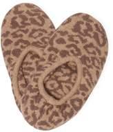 Portolano Cashmere Cheetah Slippers