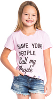 Junk Food Clothing Call My People Tee