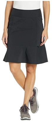 Royal Robbins Discovery II Skirt (Jet Black) Women's Skirt
