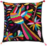 Aniza Exclusive Multicolor Bird Pillow For Lvr