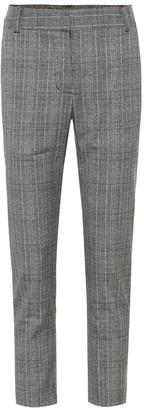 Velvet Carilla mid-rise straight pants
