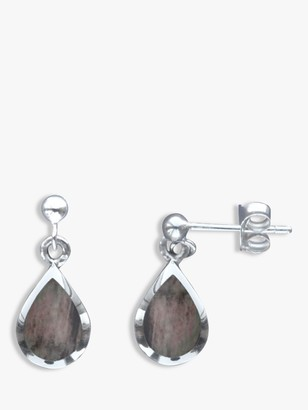 Nina B Teardrop Earrings