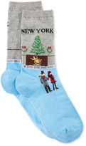 Hot Sox Women's New York Holiday Socks