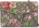 Gucci Dionysus GG Supreme floral-print wallet-on-chain