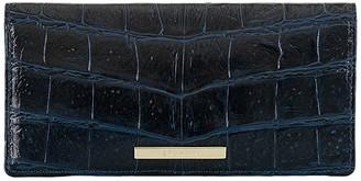 Brahmin Veil Ady Wallet (Obsidian) Wristlet Handbags